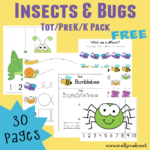 Insects & Bugs Tot Pack & Emergent Readers