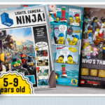 Get the LEGO Magazine FREE for Your Kids