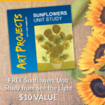 *ENDED* ~ Free Sunflowers Art Unit Study (Ends 3.4.18)