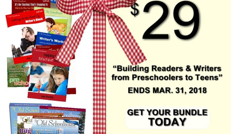 DEAL ALERT: March Bundle Just $29 (Offer Ends 3.31.18)