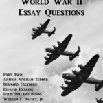 Free Leaders of WWII Essay Questions (part 2)
