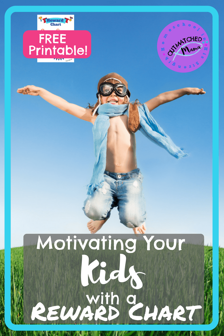 Do your kids love getting rewards? I know mine do! Teaching them that with hardwork and discipline come rewards isn't all bad either! Help motivate your kids with these fun Reward Chart! :: www.thriftyhomeschoolers.com