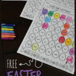 Easter Sight Word Mazes
