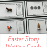FREE Easter Story Cards