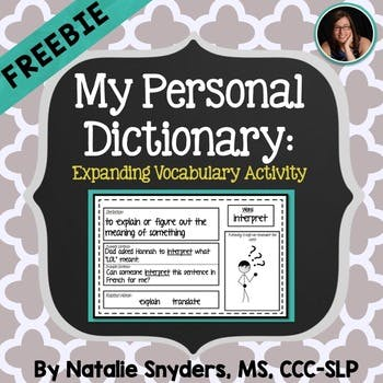 Do your kids constantly ask you what new words mean? These free worksheets are perfect for younger kids as well as older kids as an ongoing project! :: www.thriftyhomeschoolers.com