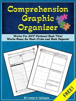 FREE Comprehension Graphic Organizer