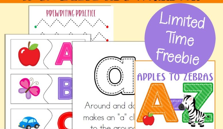 LIMITED TIME FREEBIE ~ Complete Preschool Phonics Curriculum (Ends 4.12.18)
