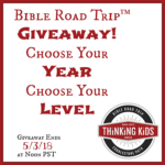 Enter to Win a Full Year's Bible Curriculum and Resources
