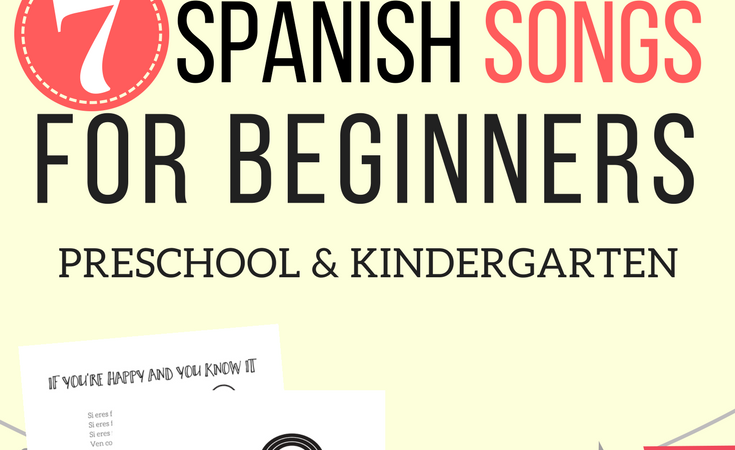 Spanish Songs for Beginners