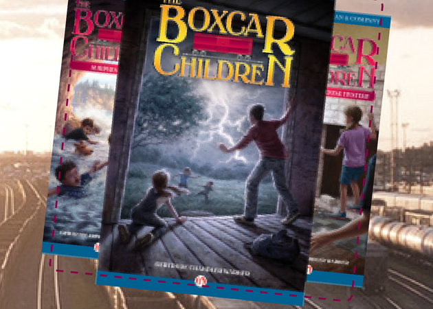 Free Boxcar Children Unit Study