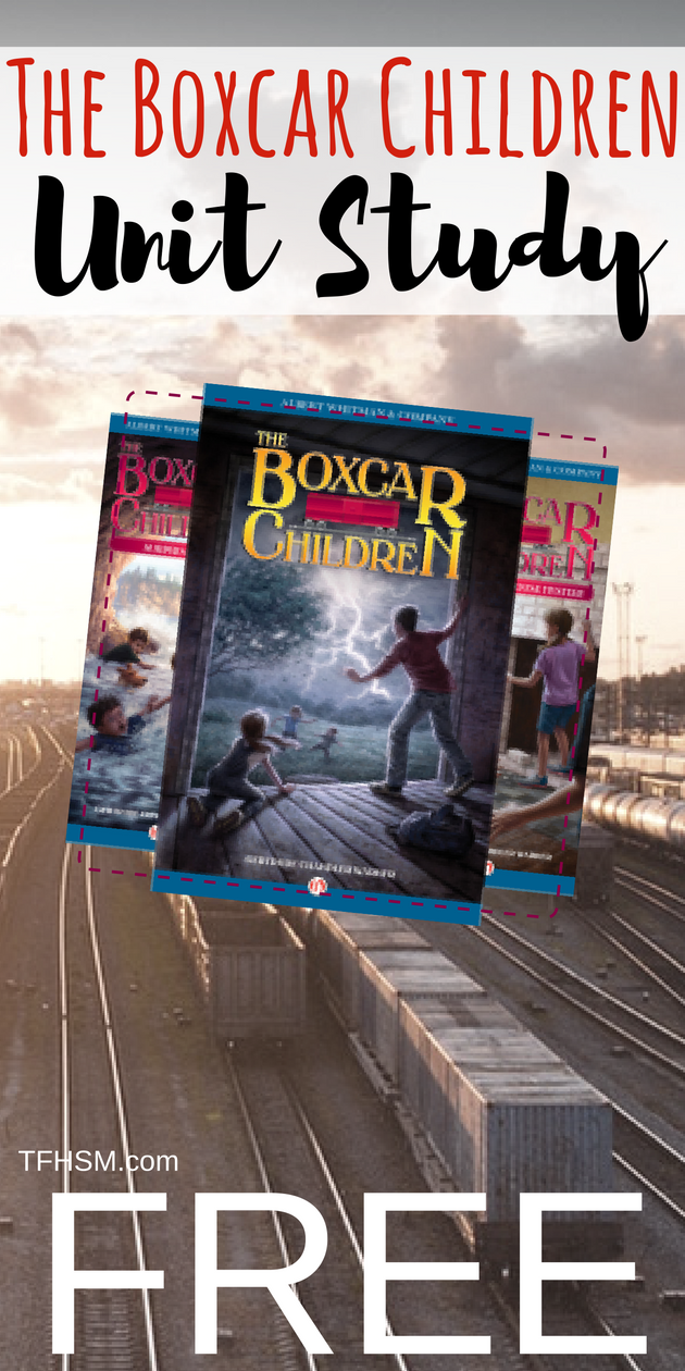 The Boxcar Children book series is such a great literature study to do any homeschool. Even more so if you can find ways to incorporate all the other subjects using the same book. We have found a way for you to do just that.