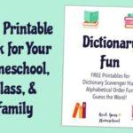 Dictionary Fun
