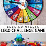 Free Printable LEGO Challenge Game