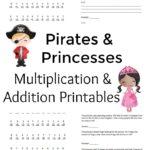 Free Summer Math Printable