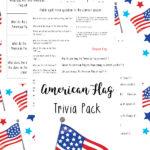 American Flag Trivia Pack