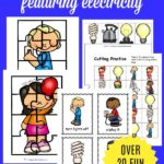 20-page STEM Activity Pack {FREEBIE}