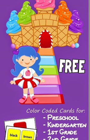 FREE Candy Land Printable Sight Word Game