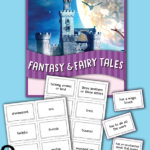 LIMITED TIME FREEBIE: Fantasy & Fairy Tales Story Starters