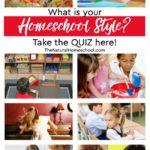Different Homeschooling Methods & Free Homeschool Styles QUIZ