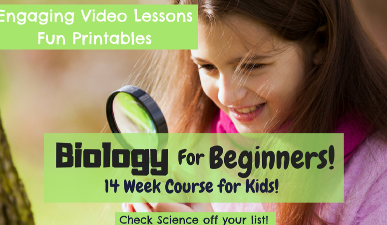 LIMITED TIME FREEBIE: Biology for Beginners