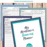 Printable Montessori Sensorial Activities Checklists