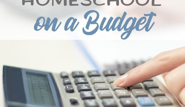 How to Homeschool on a Budget