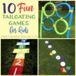 10 Fun Tailgating Games for Kids