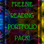 Free Homeschool Reading Portfolio Pack