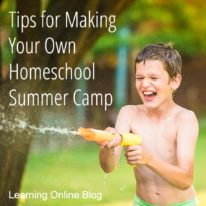 Make Your Own Homeschool Summer Camp
