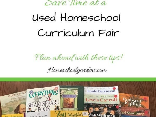 Tips for Shopping a Used Homeschool Curriculum Sale