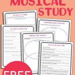 Annie Movie & Musical Study