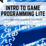 Free Intro to Game Programming Course