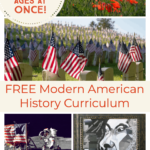 Free Curriculum for Modern American History